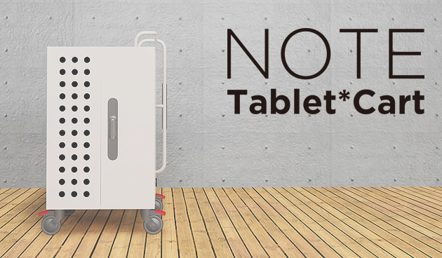 Tablet*Cart NOTE